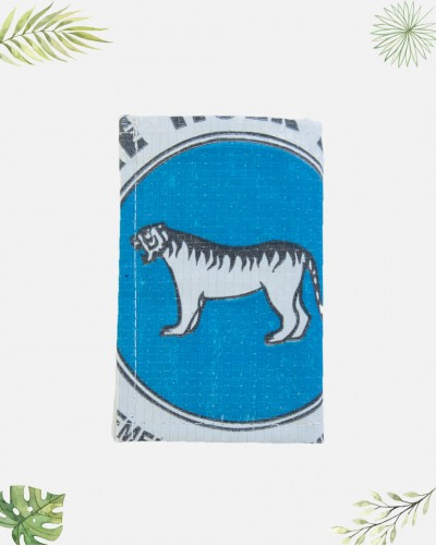 Tigre Bleu Porte-monnaie...