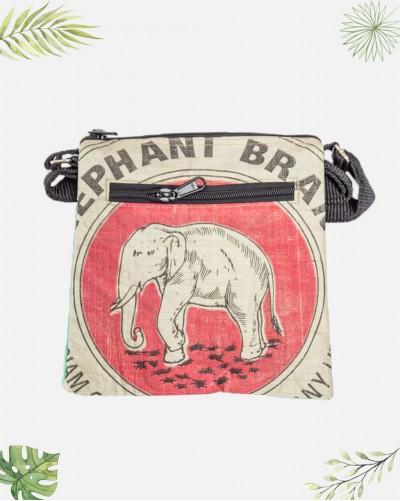 Sacoche Recyclée Éléphant...