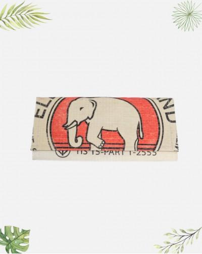 Porte-feuille Recyclé Éléphant